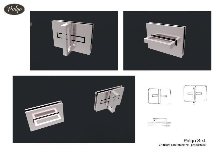 Accessori in metallo palgo for Specifiche home plan
